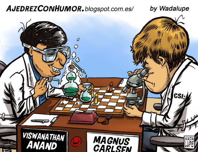 anand - carlsen deep game