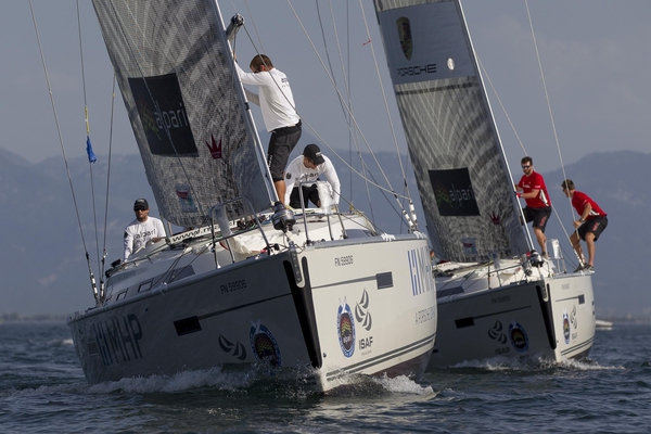 Day four at Match Race Germany.
