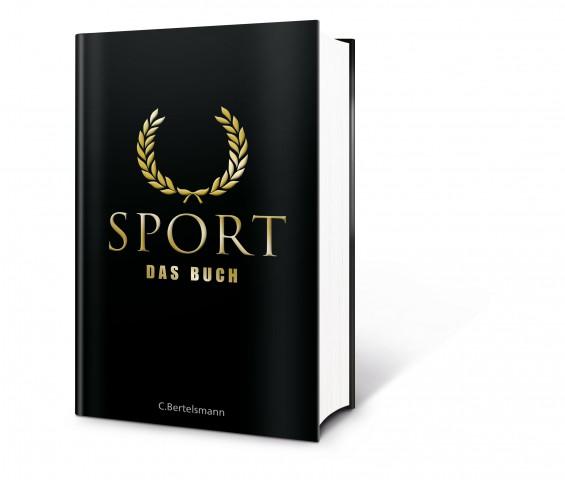 Plain black hardback book