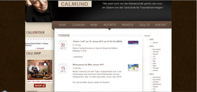 Reiner Calmund