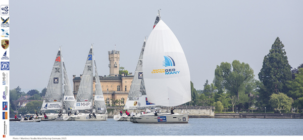 Match Race Germany 2015
